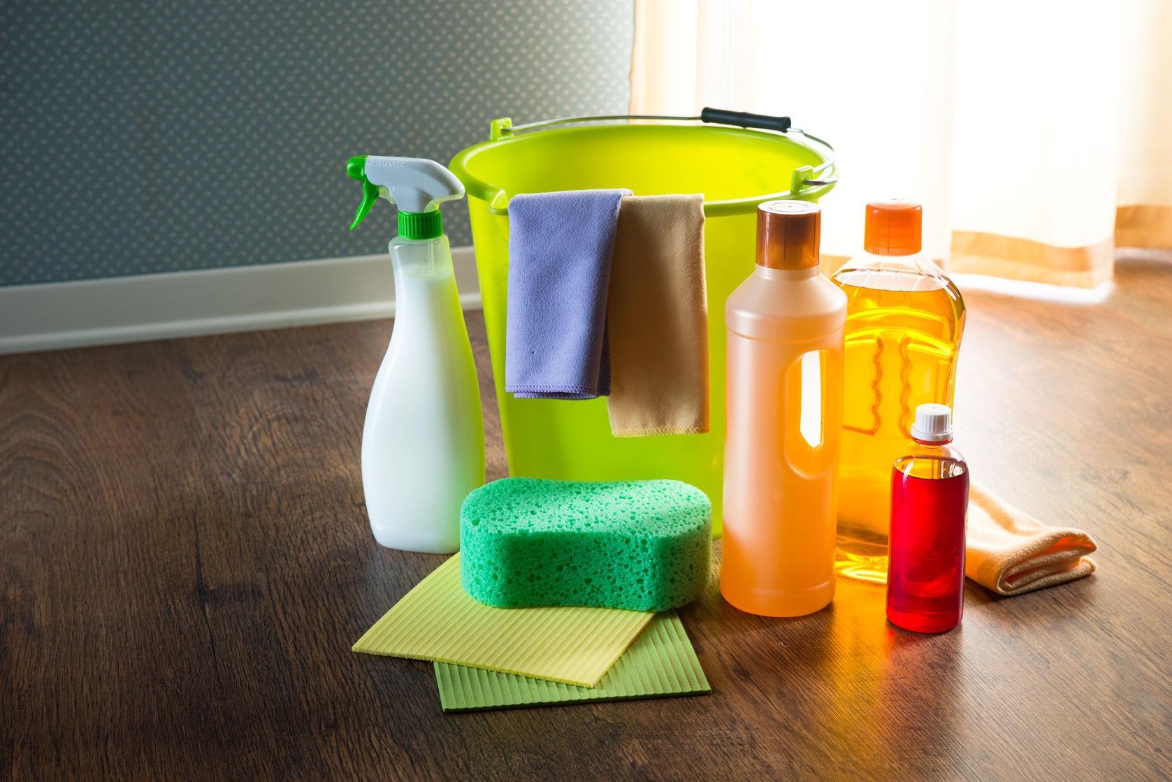 Productos para limpiar persianas